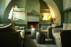 Apeiros Chora Hotel: Modern elegance in a colorful rendition of the past - The Greek Foundation