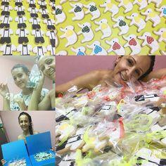 Butik Kurabiye - Royal Icing Hediye Paketlerimiz Catering, Cupcake, Pasta, Food, Catering Business, Gastronomia, Cupcakes, Essen, Cupcake Cakes