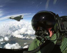 Eurofighter Pilot