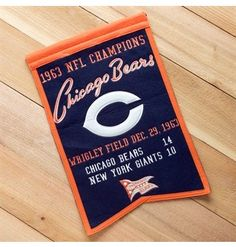 14 Best Chicago Bears images | Chicago bears shop, Bear shop