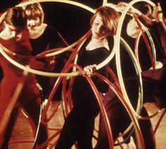 A dance ensemble per