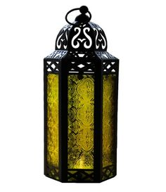 Mid Size Table/hanging Yellow Glass Hexagon Moroccan Candle Lantern Holders Vela Lanterns http://smile.amazon.com/dp/B00FUAPM9E/ref=cm_sw_r_pi_dp_VLzfxb0GPT9V3
