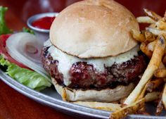 With half a pound of hand-ground Oregon county chuck and a bun from Seattle's Dahlia Bakery, the Pal... - Serious Eats