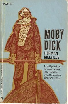 Bookorithms by AbeBooks | Take your pick of classic Moby Dick covers.