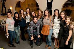 Cena de Blogueros Cocineros 2013. Canal Cocina