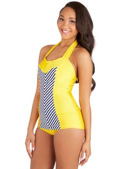And Then Sun One Piece, #ModCloth