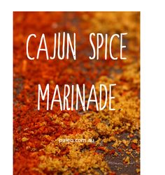This recipe for a Marinade rub is perfect to spice up meat of fish on the paleo diet. Dry Rub Recipes, Cajun Recipes, Paleo Recipes, Gyro Seasoning, Creole Cooking, Weight Gain Meals, Smoking Meat, Paleo Diet, Spices