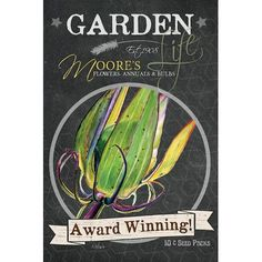 """August Grove Chalkboard Series: Award Winning Vintage Advertisement on Wrapped Canvas Size: 26"""" H x 18"""" W x 1.5"""" D"""