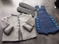 Babyklær til nytt barnebarn.