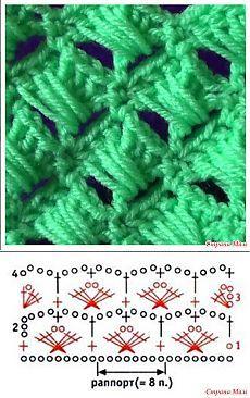 Узор Подушечки - Pattern a Pillows - Вязание - Страна Мам