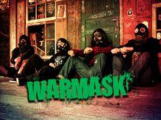 Resenha do Rock: WARMASK: Banda é atração no 1º Hon-Ra Metal Fest