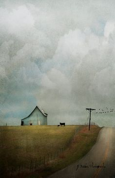 In Search For Grass That's Green, Jamie Heiden Watercolor Landscape Paintings, Abstract Landscape, Watercolor Paintings, Abstract Art, Wow Art, Art Images, Amazing Art, Art Photography, Illustration Art