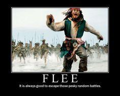 random battles. pick yerr fights mateys!