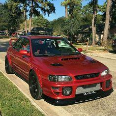Subaru Impreza STi gc8