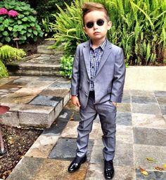 Matty's suit