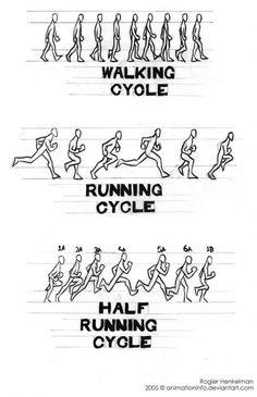 Walk Cycle