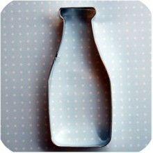 Bake It Pretty - Milk Bottle Cookie Cutter