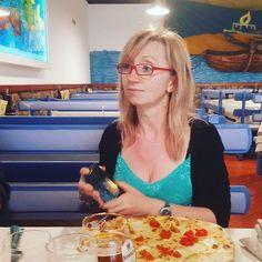 #rimini #italy #restaurante #pizza by elena.turcanu
