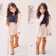 Young Girl Fashion