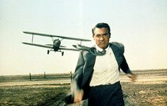 North by Northwest (1959) GLASS HALF EMPTY: When you follow in someone else's foot steps, you may find it hard to live up to expectations. GLASS HALF FULL: When you build your own path, you can run where the road takes you.