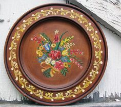 german folk art - Google Search