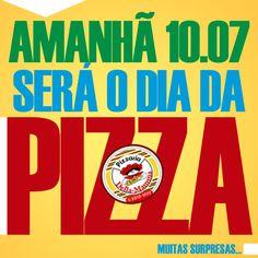 Dia da PIZZA na Pizzaria Della Mamma.     Itabuna | Bahia.