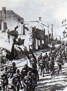 Diario de guerra: La División Azul es desviada hacia Leningrado - 26/09/1941.