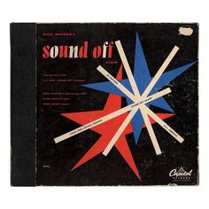 One of three Alvin Lustig record sleeves Ive been looking for to complete my collection. This is the 1949 Capitol Records repress. The first issue was put out in 1944 on Crown Records. Big thanks to @objctshop for finding it for me.  Mark Warnows Sound Off Album. Capitol Records CB-111 [1949]. Cover design by Alvin Lustig.  #AlvinLustig #GraphicDesign #MarkWarnow #GraphicDesignHistory #RecordSleeve #RecordSleeveDesign #VintageVinyl #VinylIGClub #78rpm #RecordCollection #NFS Career Survey, Betye Saar, Do Ho Suh, Website Sign Up, Korean Writing, Call And Response, Sound Off, New York School, Group Art