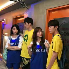 Ulzzang Couple, Ulzzang Girl, Drama Korea, Korean Drama, Teen Web, Teen Images, Best Friend Couples, Korean Best Friends, Web Drama