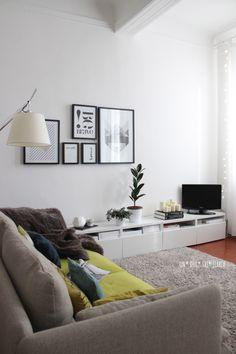 un due tre ilaria  CHEZ NOUS ⎬OUR LIVING-ROOM GETS THE WINTER LOOK