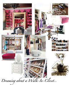 my girls walk in closet-we are going to designate a room that we turn in to a walk_in closet/dressing room for our 4 girls in our future home!!!!