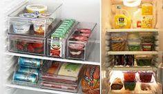 dicas para organizar a geladeira - Pesquisa Google