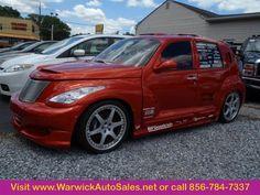 2001 Chrysler PT Cruiser - $16,995