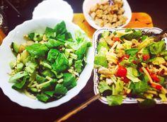 Mein #lowcarb Essen, für meine liebe Mama und mich.  Ging ganz einfach und vor allem schnell, wünsche euch angenehme Ostern.❤️