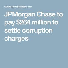 Obama Jpmorgan Chase  Corruption    Jpmorgan Chase