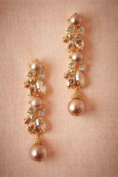 Audace Earrings in Bride Bridal Jewelry Earrings at BHLDN