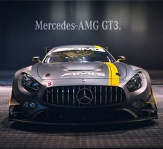 """There is no halfway hardcore. : @srcreativity #StarsAndCars #MercedesAMG #GT3 #AMGGT #MercedesBenz"""