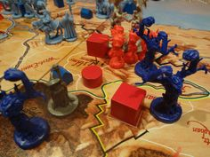 War of the Ring (first edition)   Image   BoardGameGeek