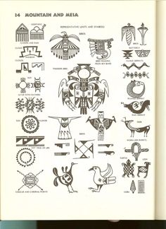 8 Best Images of Native American Jewelry Symbols - Native American Symbols, Native American Indian Symbols and Designs and Native American Symbols and Meanings Native American Cherokee, Native American Symbols, Native American Crafts, American Indian Art, Native American History, Native American Jewelry, American Indians, Native American Thunderbird, American Women