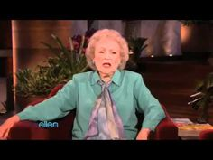 Betty White Gets All the Attention!
