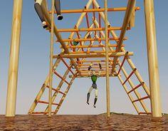 "5"" bespoke modular obstacle"