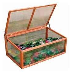 Advantek Cold Frame Greenhouse | from hayneedle.com
