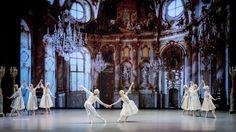 """Olga Smirnova as Marchesa Sampietri and Semyon Chudin as Prince Federici in """"Marco Spada"""" pas de deux at Dance Open gala 2016. Photos copyright Jack Devant."""