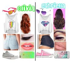 """""""Fun day"""" by mfrias02 on Polyvore featuring BDG, Converse, Fiebiger, SWG, Casetify and Native Union"""