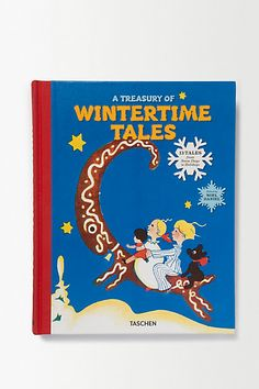 A Treasury of Wintertime Tales #anthropologie