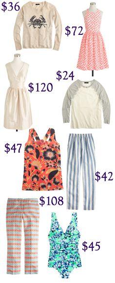 J.Crew Sale Favorites Under $150