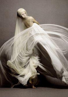 """Invitation à La Danse"""" Elena Sudakova photographed by Sølve Sundsbø"""