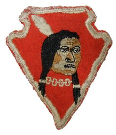 Native American Patch