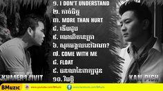 TOP 10 Khmer Hip-hop | Khmer1Jivit and Kan Pich