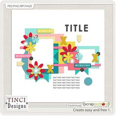 Digital Scrapbook Blog - The Daily Buzz | Scrap Orchard
